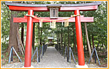 スポット5 下諏訪神社(しもすわじんじゃ)